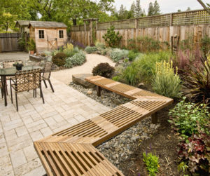 pavers and stone